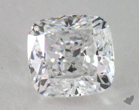 1.07 Carat D-VS1 Cushion Cut Diamond