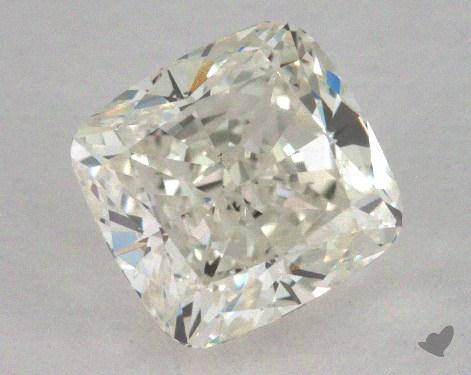 1.01 Carat K-VS1 Cushion Cut Diamond