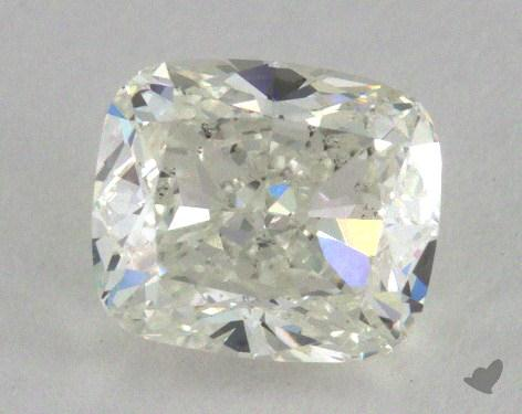 1.02 Carat K-SI1 Cushion Cut Diamond