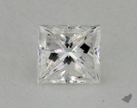 0.50 Carat F-VS1 Ideal Cut Princess Diamond