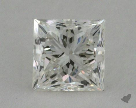 0.52 Carat G-SI2 Very Good Cut Princess Diamond
