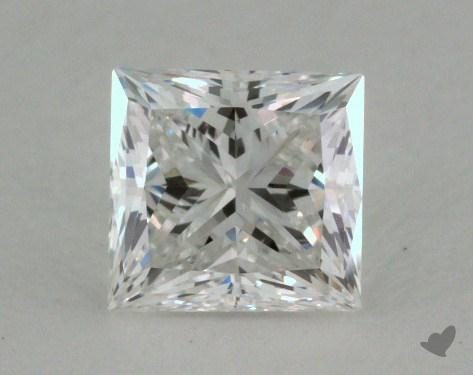0.70 Carat F-VVS2 Very Good Cut Princess Diamond