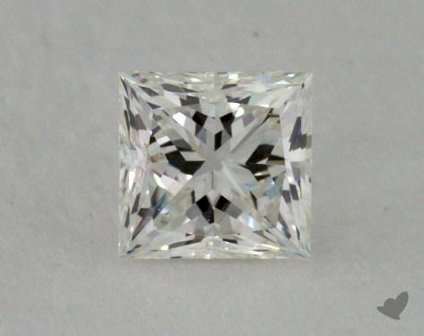 0.60 Carat H-VS1 Princess Cut  Diamond