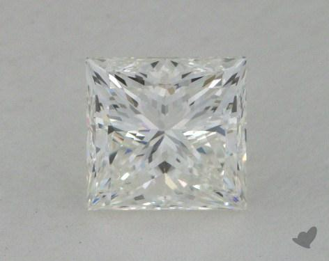 1.02 Carat I-VVS2 Princess Cut  Diamond