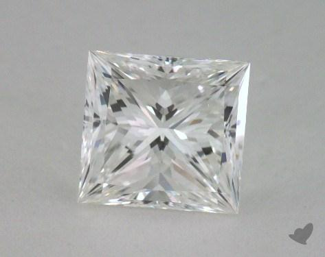 1.51 Carat G-VS2 Excellent Cut Princess Diamond