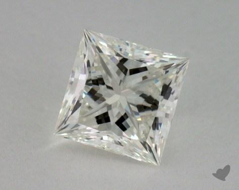 1.31 Carat J-VVS2 Ideal Cut Princess Diamond