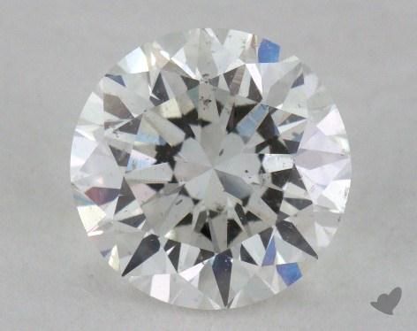 1.46 Carat G-SI2 Very Good Cut Round Diamond