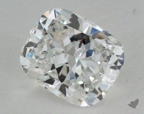 1.65 Carat E-SI2 Cushion Cut  Diamond