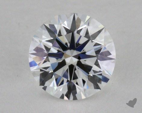 0.76 Carat E-IF Excellent Cut Round Diamond
