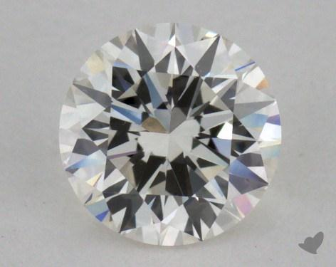 0.51 Carat E-VS2 Excellent Cut Round Diamond
