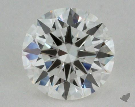 0.63 Carat G-VS1 Excellent Cut Round Diamond