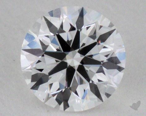 0.51 Carat D-SI1 Excellent Cut Round Diamond 