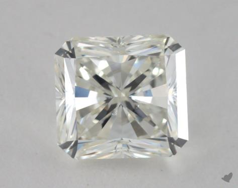 1.02 Carat J-VS2 Radiant Cut Diamond