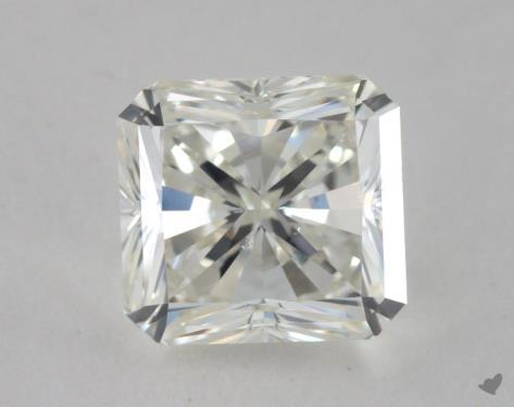 1.02 Carat J-VS2 Radiant Cut Diamond