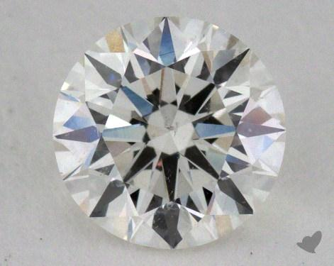 0.71 Carat I-SI2 Excellent Cut Round Diamond