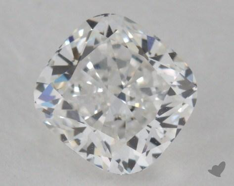 1.06 Carat F-VVS1 Cushion Cut Diamond