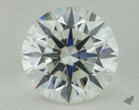 1.40 Carat H-VS1 Excellent Cut Round Diamond