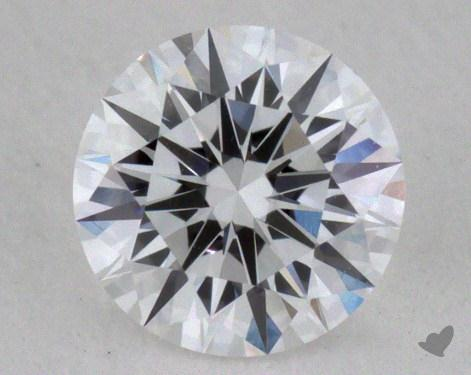 0.35 Carat D-VS1 Excellent Cut Round Diamond