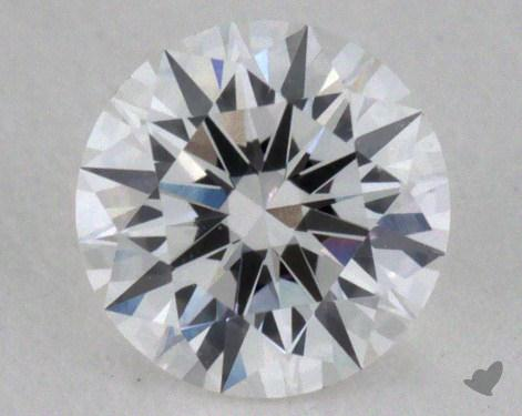 0.38 Carat E-SI1 Excellent Cut Round Diamond