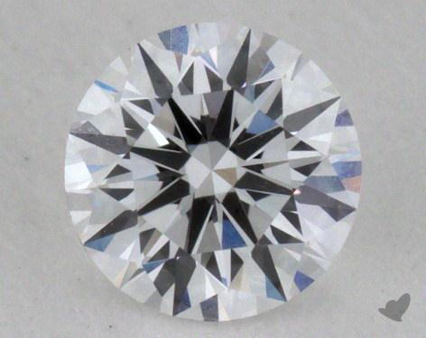 0.34 Carat D-IF Excellent Cut Round Diamond