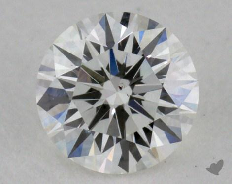 0.31 Carat G-SI1 Excellent Cut Round Diamond