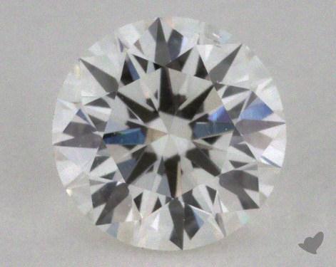 0.36 Carat F-VS2 Excellent Cut Round Diamond