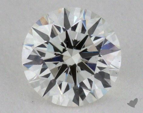 0.36 Carat F-VS2 Excellent Cut Round Diamond