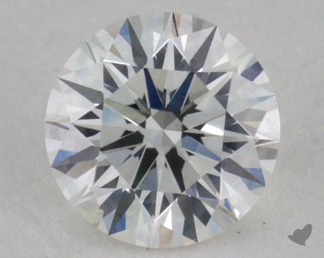 0.41 Carat G-SI1 Excellent Cut Round Diamond