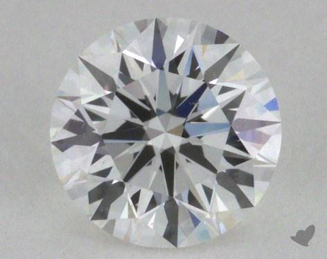 0.60 Carat F-VS2 Excellent Cut Round Diamond