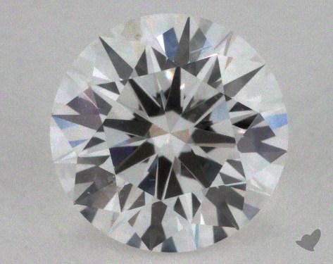 0.61 Carat G-SI2 Excellent Cut Round Diamond