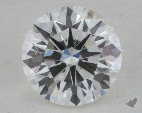 0.50 Carat G-SI2 Excellent Cut Round Diamond