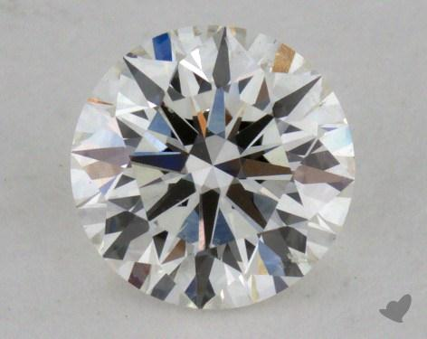 0.55 Carat H-SI1 Excellent Cut Round Diamond