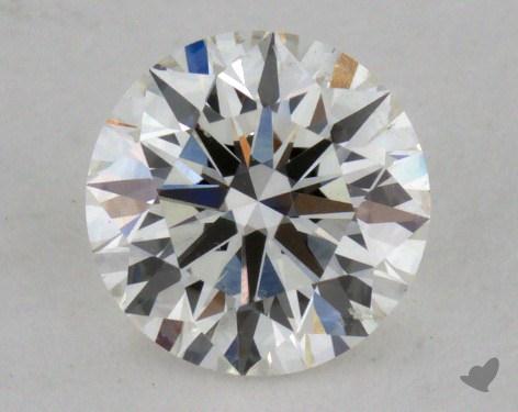0.55 Carat H-SI1 Excellent Cut Round Diamond
