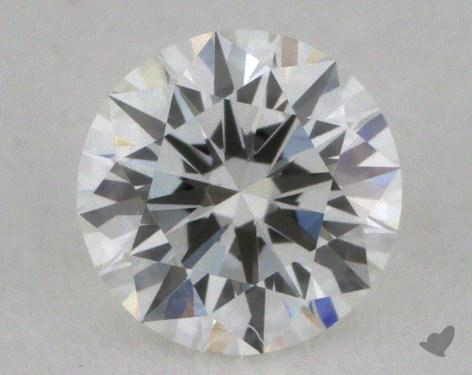 0.33 Carat G-VS1 Excellent Cut Round Diamond