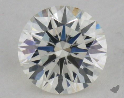 0.34 Carat J-SI2 Excellent Cut Round Diamond 