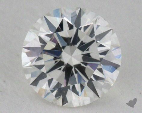 0.60 Carat G-SI2 Excellent Cut Round Diamond
