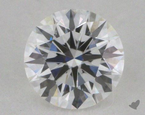 0.34 Carat F-VS2 Excellent Cut Round Diamond