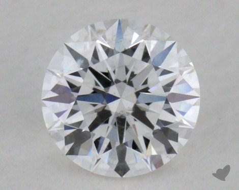 0.36 Carat E-SI2 Excellent Cut Round Diamond