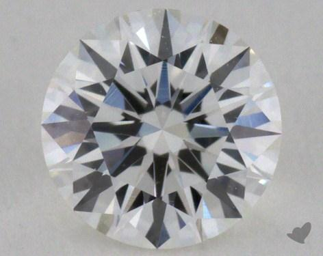 0.47 Carat G-VVS1 Excellent Cut Round Diamond