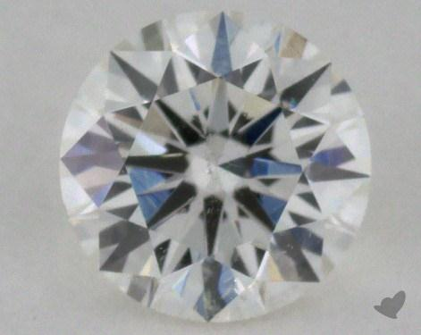 0.40 Carat H-SI2 Excellent Cut Round Diamond