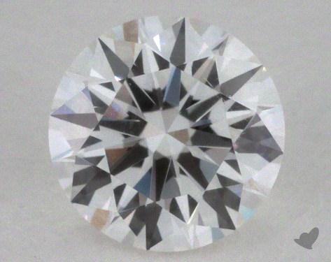 0.61 Carat F-SI1 Excellent Cut Round Diamond