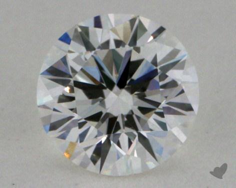 0.44 Carat F-IF Excellent Cut Round Diamond