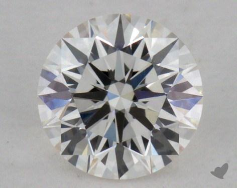 0.40 Carat G-VVS2 Excellent Cut Round Diamond