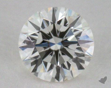 0.39 Carat I-SI1 Excellent Cut Round Diamond
