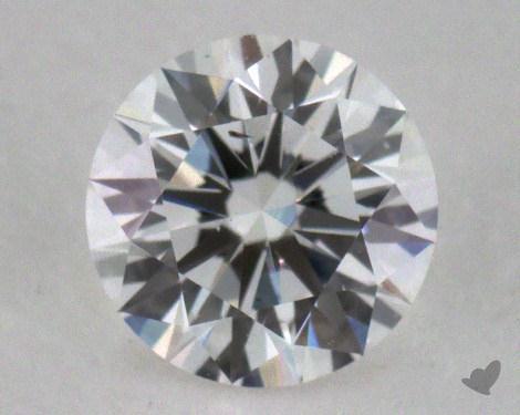 0.40 Carat E-SI1 Excellent Cut Round Diamond