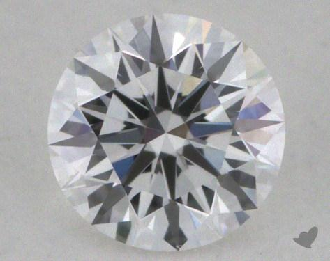 0.38 Carat E-VS1 Excellent Cut Round Diamond