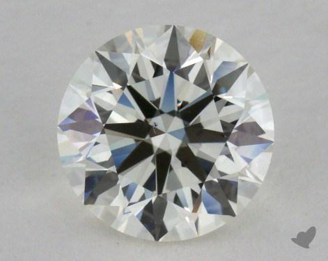 1.23 Carat J-VS2 Excellent Cut Round Diamond