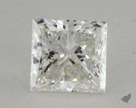 0.83 Carat H-VS1 Very Good Cut Princess Diamond