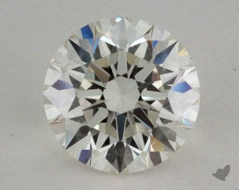 1.32 Carat K-VS2 Excellent Cut Round Diamond