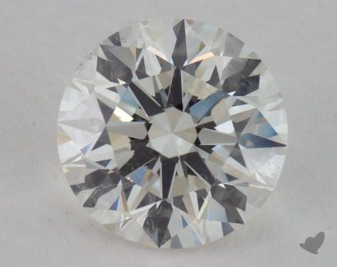 1.73 Carat I-SI2 Excellent Cut Round Diamond